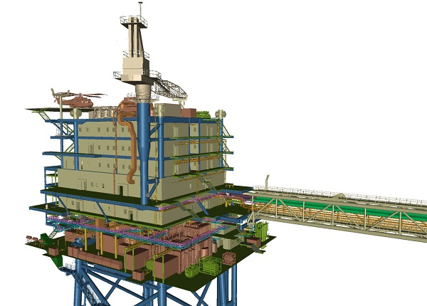 Offshore Platforms Projects Home Tecon Srl