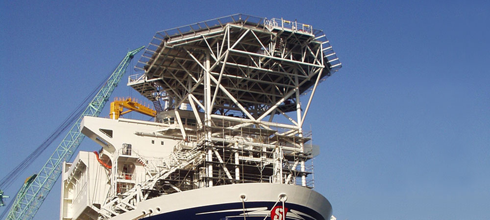 Tecon srl-Stena Drillmax and Stena Carron
